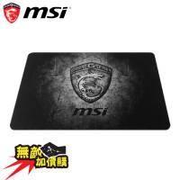 無敵加價購 微星 GAMING Shield Mosuepad 電競鼠墊/5mm厚度