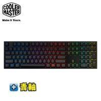 CM(酷碼) MasterKeys Pro L RGB Cherry軸 機械式電競鍵盤(青軸)