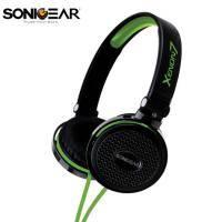 XENON 7 新潮立體聲多媒體耳機(含通訊麥克風) (綠)