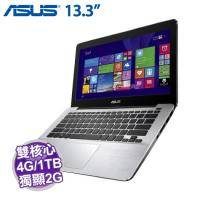 ASUS X302UV-0021A6200U【i5-6200U/4G/1TB/NV-920M 2G/FHD/W10】【福利品出清】