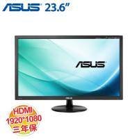 ASUS 23.6吋 VP247HA(VA/不閃屏、低藍光/HDMI+D-SUB/三年保固)