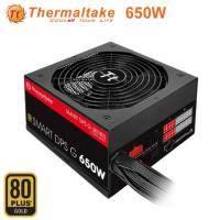 曜越 SMART DPS G 650W 80+金牌/數位電源/半模組/7年保固