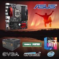 【高興價】Core i7-6700+華碩 B150M PRO GAMING+美光 DDR4-2133-8GB+EVGA 500B 80PLUS 銅牌