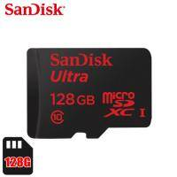 SanDisk Ultra micro SDHC UHS-I 128GB 80MB/S 記憶卡