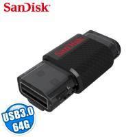 SanDisk Ultra Dual 64GB OTG USB 3.0雙用隨身碟