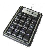 i.shock 07-KBD123 USB/外接式/數字鍵盤