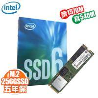 Intel 600P 256G/M.2 PCIe 2280/讀:1570M/寫:540M/五年