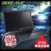 acer V5-591G-72XC SSD極速版【i7-6700HQ/4G D4/1TB 7200轉+275G M.2 SSD/GTX-950M 2G/FHD/W10】客製化商品,無法退貨