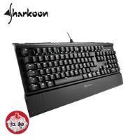 Sharkoon SGK1 夜行者2 機械式鍵盤/有線/紅軸/中文/白光