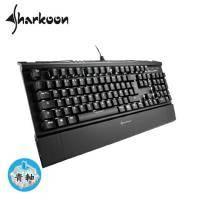 Sharkoon SGK1 夜行者2 機械式鍵盤/有線/青軸/中文/白光