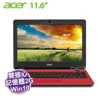 acer ES1-131-C626 紅【N3060/2G/500G/W10】內含 office 365 一年版