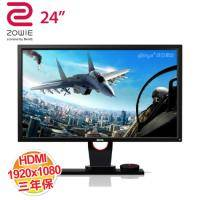 ZOWIE by BenQ 24.0吋 XL2430/D-sub/DVI/HDMI*2/Display Port /可旋轉高低/電競夢幻機 (電競)