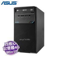 【專業商務工作站】華碩 ASUS 商用PC D320MT 【I5-6400、4GB、120G SSD+1TB、讀卡機、DVDRW、W10DNW7、3-3-3】三年保固到府維修 SSD秒速開機