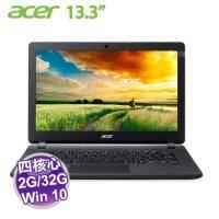 acer ES1-331-C2LU 黑【N3160/2G/32G/W10】