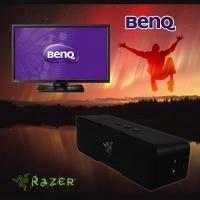 【高興價】BenQ 27.0吋 BL2710PT AHVA 2K液晶顯示器+Razer Leviathan Mini 利維坦巨獸 電競喇叭(省5000)