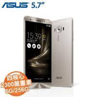 ASUS ZenFone 3 Deluxe ZS570KL(6G+256G)4G全頻雙卡智慧型手機 閃耀金