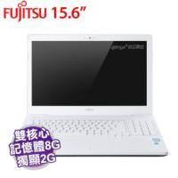 Fujitsu Lifebook AH556-VW511 白【i7-6500U/8G/1T/R7-M360 2G/FHD/DVD/W10/2年保】
