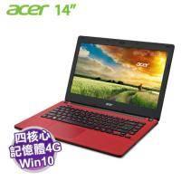 acer ES1-431-P862 紅【N3710/4G/500G/W10】【福利品出清】