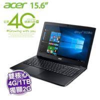 acer E5-575G-58KH 黑【i5-6200U/4G D4/1TB+128G SSD/NV-940MX 2G/FHD/DVD/W10】
