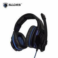 SADES KNIGHT PLUS 黑暗騎士S 旗艦級電競耳麥 7.1 (USB)