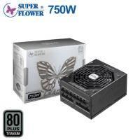 振華 Leadex Titanium 750W(750W/80+鈦金牌/全模組化 / 5年保固)