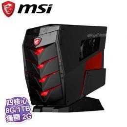 MSI Aegis-094TW 電競電腦【i5-6400/8G/1TB+128G SSD/GTX-960 2G/DVD/WiFi/W10/3年保】