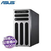 ASUS 90SV03EA-M01BT0 TS300-E9-PS4 伺服器【E3-1240v5/8G DDR4 2133 ECC UDIMM/NO HDD/DVDRW/500W 80+/USB鍵盤、滑..
