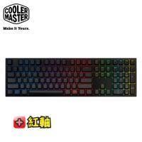 酷碼CM MasterKeys Pro L 機械式電競鍵盤-紅軸英刻/Cherry軸/RGB/SGK-6020-KKCR1-US