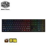 酷碼CM MasterKeys Pro L 機械式電競鍵盤-茶軸英刻/Cherry軸/RGB/SGK-6020-KKCM1-US
