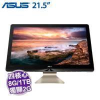 華碩AIO Z220ICGK-640GC001X AIO液晶電腦【21.5/i5-6400T/8G(4*2)2133/1TB/GTX960M 2GB/Win10】