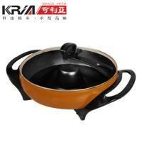 KRIA可利亞 3D立體速熱電火鍋/燉鍋/料理鍋 KR-837B