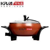 KRIA可利亞 金圓滿多功能料理電火鍋/煎炒鍋/料理鍋/ KR-835A