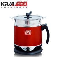 KRIA可利亞 多功能美食蒸煮兩用鍋 KR-D049