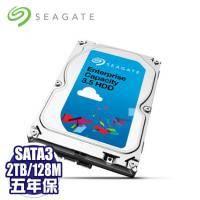 Seagate 2TB 企業級(ST2000NM0053/5Y)/SATA3/7200轉/128MB/五年保固