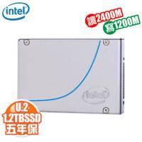 Intel 750系列 1.2TB/U.2/讀:2400M/寫:1200M/5年保