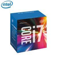 Intel 【四核】Core i7-7700 4C8T/3.6GHz(Turbo 4.2GHz)/L3快取8M/HD630/65W【代理公司貨】