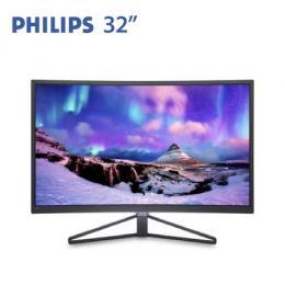 PHILIPS 328C7QJSG 32型MVA曲面螢幕(MVA/D-Sub、DVI、HDMI/三年保固)