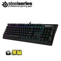 SteelSeries Apex M650 RGB機械式電競鍵盤/黑軸中文/世界頂級電子競技玩家認證