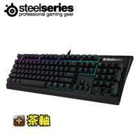SteelSeries Apex M650 RGB機械式電競鍵盤/茶軸中文/世界頂級電子競技玩家認證