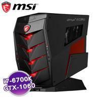 MSI Aegis X-033TW 神盾宙斯電競機【i7-6700K/16G/1TB 7200轉+128G PCIe/GTX-1060 6G/DVD/W10】
