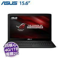 ASUS GL552VW-0081A6300HQ【i5-6300HQ/4G D4/1TB+128G SSD/GTX-960M 2G D5/FHD/DVD/W10】【福利品出清】