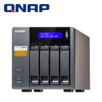 NAS:QNAP TS-453A-4G【4Bay】4核N1.6GHz/4GB/U3*4/G-LAN*2/HDMI*2/附遙控器