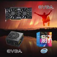 【高興價】Core i7-7700+EVGA GTX 1050 Ti 4GB SSC GAMING+艾維克 EVGA 550 GD 80PLUS 金牌