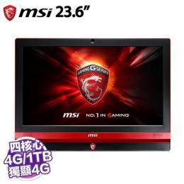 MSI Gaming 24 6QE-015TW 電競AIO【i5-6300HQ/4G D4/1TB/GTX-960M 4G/23.6吋 FHD/DVD/W10/9S6-AEA111-015】