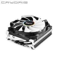 快睿CRYORIG C7 ITX下吹式散熱器/6mm導管*4/92mm fan*1/高47mm