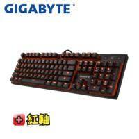 技嘉Gigabyte Force K85 機械式電競鍵盤-紅軸中文/懸浮鍵帽/RGB背光