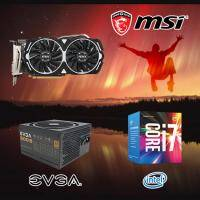 【高興價】Core i7-7700+微星 RX470 ARMOR 8G OC+EVGA 500B 80PLUS 銅牌