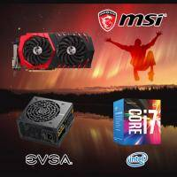 【高興價】Core i7-7700+微星 RX470 GAMING X 8G+EVGA 550 GD 80PLUS 金牌