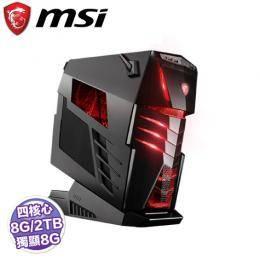 MSI Aegis X3 VR7RD-013TW 電競電腦【i7-7700K/16G/2TB+256G PCIE/GTX-1070 8G/DVD/WiFi/W10/3年保】