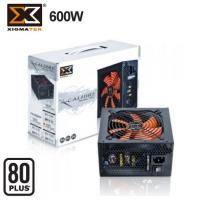 Xigmatek X-Calibre系列 600W /二年保固/80+白牌的高電源效率電源供應器
